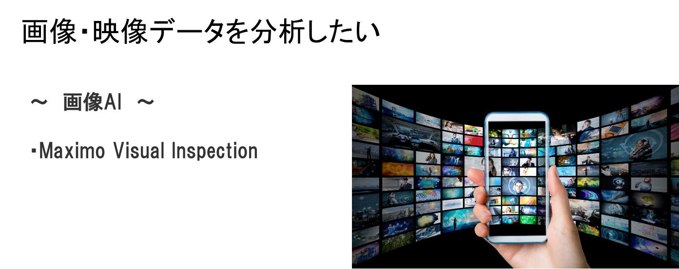 画像・映像データを分析したい